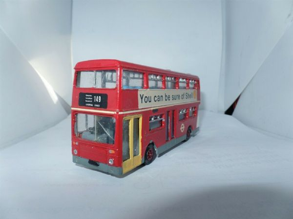 Dinky Atlantean Bus Code 3 London Transport 149 Liverpool St UB